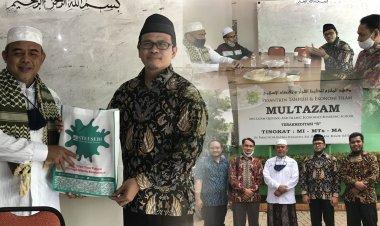 Prodi Hukum Ekonomi Syariah STEI SEBI  Berkunjungan ke Pesantren TEI Multazam Bogor