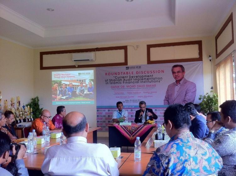 Ekonomi Syariah Didorong Terintegrasi, Rencana-rencana dalam Masterplan Ekonomi Syariah Indonesia diharapkan bisa dieksekusi.